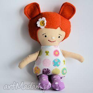 motylarnia lala fruzia - ida 25 cm, lalka, fruzia, niemowlę, folk, chrzest