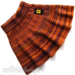cieniowana spódnica z koła w rudościach i inne kolory też, spódnica, spódniczka