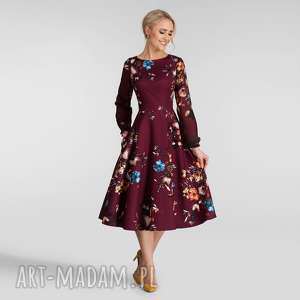 Sukienka aniela total midi rebecka sukienki livia clue sukienka