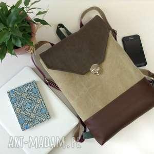 Plecak, plecak, plecak-na-laptopa, plecak-miejski, bawełniany-plecak