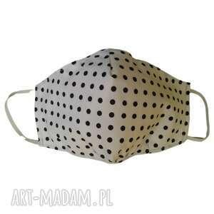 ella dora maska maseczka bawełniana 3 warstwy streer wear, ochronna