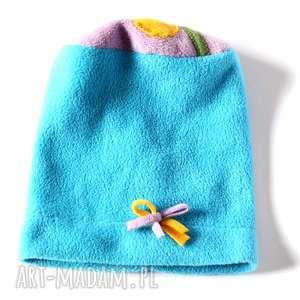 czapka polarowa mamo chce taką samą, czapka, polar, dziecko, prezent, zima, mama