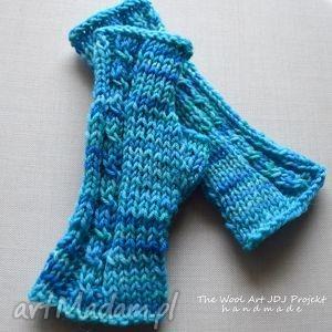 rękawiczki mitenki - rękawiczki, mitenki, wełniane, dodatki, prezent