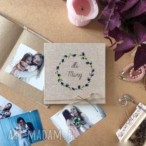 Prezent Album harmonijka z okazji Dnia Matki, dzień-matki, dla-mamy, upominek