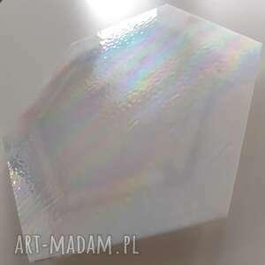 pod choinkę prezent, lampa kinkiet, lampa, dekoracja, szkło, glass, led