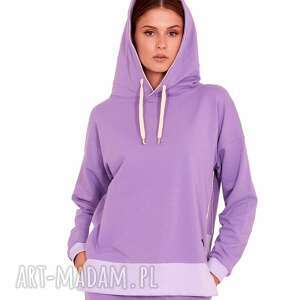 bluza dresowa style fioletowa, bluza, spódnica, zestaw, bluzka, koszulka