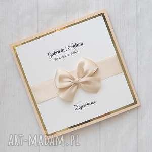 zaproszenia ślubne glamour, zaproszenie, zawiadomienie, ślubne, wesele