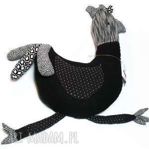 ręcznie robione maskotki kurzy orzeł poduszka