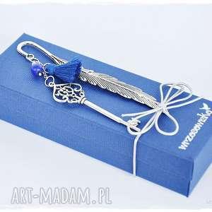 Prezent Magia orientu - zakładka z kluczem i chwostem, zakładka, klucz, prezent