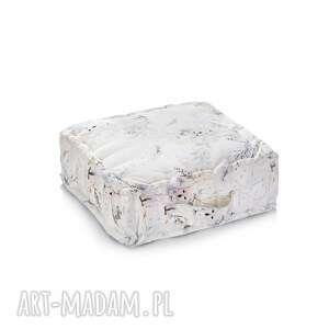 siedzisko pikowane dla dużych i małych:) - pufa puf
