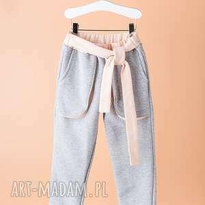 ubranka spodnie dsp01m, spodnie, stylowe, dziewczęce, wygodne