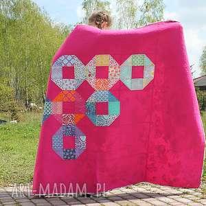 koce i narzuty patchwork - do okrycia, na kanapę, ścianę, patchwork, narzuta