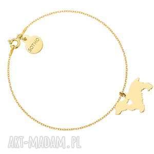 złota bransoletka z psem rasy cocker spaniel, bransoletka, pies, rasa, cockerspaniel