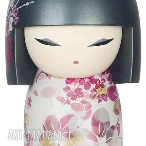 dekoracje maxi doll sumi-miłosierna, kimmidoll, lalka, szczęscie, kokeshi, prezent