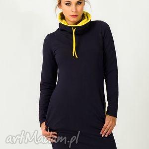 sukienki sukienka sportowa kaja 11, wygodna, sportowa, elegancka, modna, ciepła