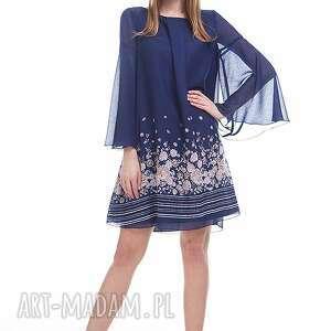 tunika manal, moda sukienki