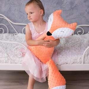 przytulanka dziecięca lisek, dekoracja pokoju, pomysł na prezent