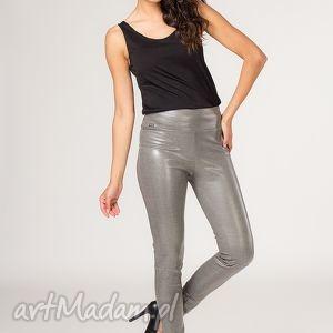wyjątkowy prezent, spodnie maryla 4, dopasowane, ekoskóra, modne, wygodne