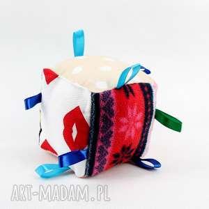 dla dziecka kostka sensoryczna metkowiec prezent, dziecko, prezent