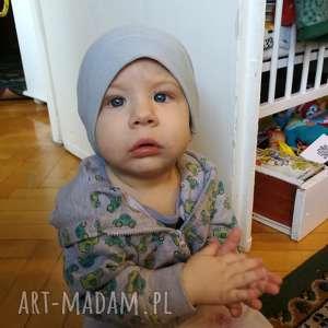 handmade czapki czapka dla dziecka bobasa malucha niemowlaka