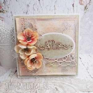 Prezent W dniu ślubu- kartka w pudełku, ślub, pudełko-na-ślub, prezent-na-ślub