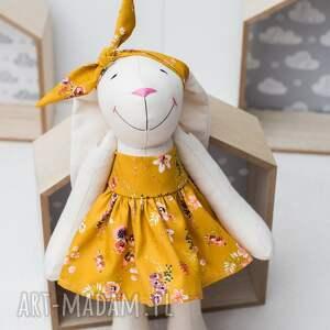 ręcznie robione pomysł na prezent święta królik personalizowany