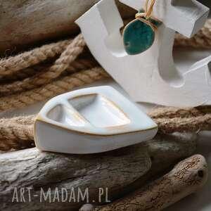 wooden love łódka ceramika, łódka, statek, morze, morski, przystań, ceramiczna