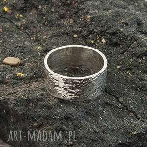 pierścionek - obrączka srebro 925, pierścionek srebro925, obrączka