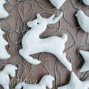 dekoracje srebrne ozdoby bombki choinkowe zestaw 11 sztuk
