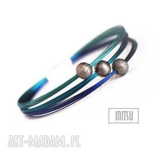 Kobalt, kobalt, nowoczesna, niebieskie, turkusowe, eleganckie, proste