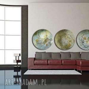 tryptyk księżycowy 6, kosmos, księżyc, niebo, wszechświat, planeta