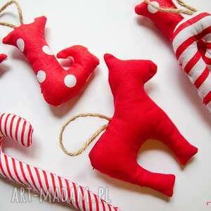 hand made na święta prezent zawieszki świąteczne, bożonoradzeniowe