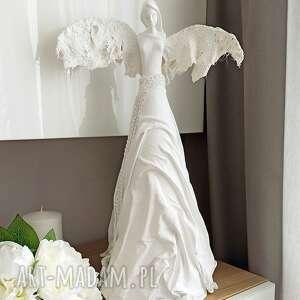handmade dekoracje anioł miłości