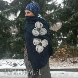 hand-made szaliki