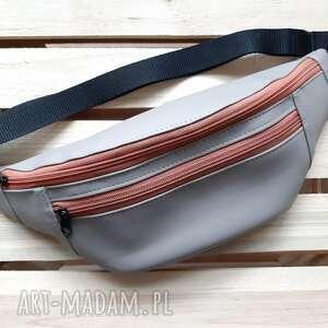 Duza nerka beżowa nerki catoo accessories torebka na ramie