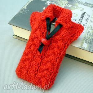 ręcznie robione etui etui-sweterek na smartfona