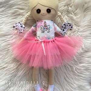 Szmacianka lalka jednorożce lalki fabryqaprzytulanek lalka
