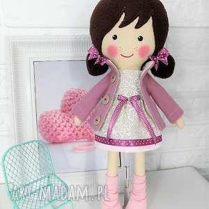 Prezent MALOWANA LALA FRANIA, lalka, zabawka, przytulanka, prezent, niespodzianka
