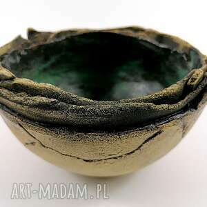 ceramika miska ceramiczna z kolekcji jesień, miska, miseczka, patera, talerz