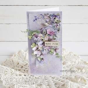 handmade scrapbooking kartki kartka urodzinowa/imieninowa, 474