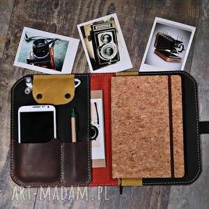 notesy notatnik, organizer, skórzany notes kalendarz, prezent na każdą okazję