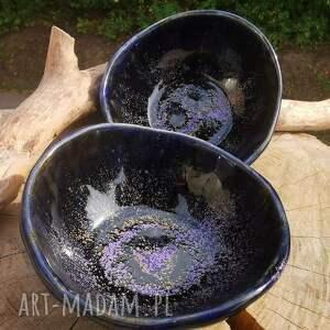 ręcznie zrobione ceramika komplet ceramicznych miseczek (c328)