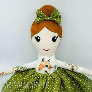 ręcznie szyta lalka, lalka handmade, szmacianka xl, na prezent, prezent