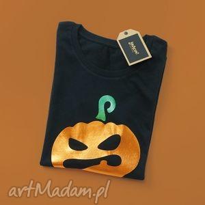 HALLOWEEN: METALLIC PUMPKIN męska, halloween, tshirt, meski, metallic