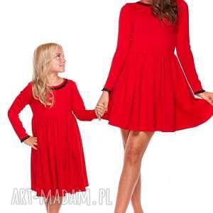 latori - sukienka z kolekcji mama i cÓrka dla córki ld20 2 - sukienka, mama