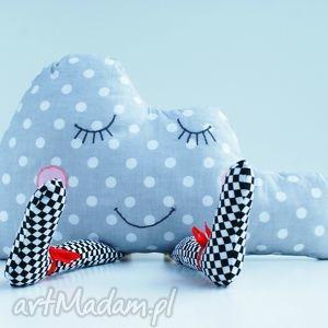 senna chmurka - poduszka, zabawka, przytulanka, chmurka, skandynawski, dziecko