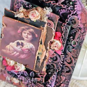 Cardmaking Dream Big: Tag vintage