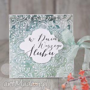 ślub w dniu ślubu, kartka, ślub, ślubna, karnet, życzenia