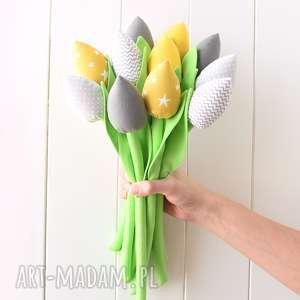 Tulipany bukiet dekoracje jobuko tulipanów, tulipany, tulipan