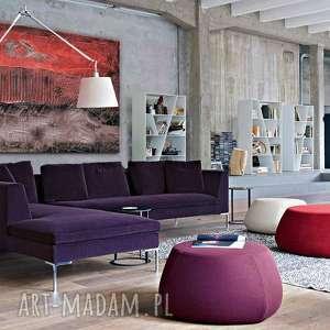 duzy obraz do salonu czerwona eksplozja, dekoracja, abstrakcyjny